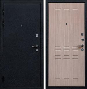 Входная дверь Порошковое напыление + МДФ с терморазрывом СП302